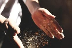 impastare la farina a casa