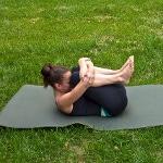tappetino fitness, pilates, yoga, addominali