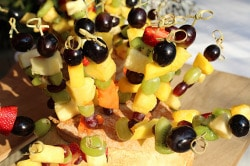 come abbinare la frutta
