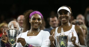 serena e venus williams vegan