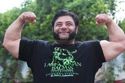 patrick baboumian bodybuilder vegano