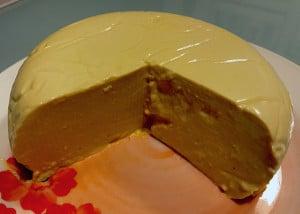 formaggio vegan di anacardi
